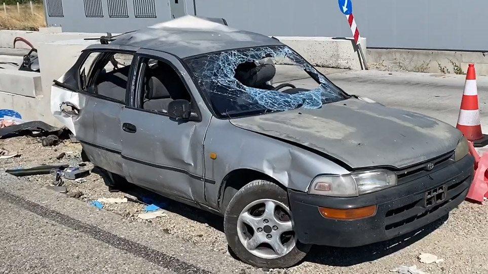 Τραγωδία στην Αλεξανδρούπολη: Δυστύχημα με επτά νεκρούς και πέντε σοβαρά τραυματίες.